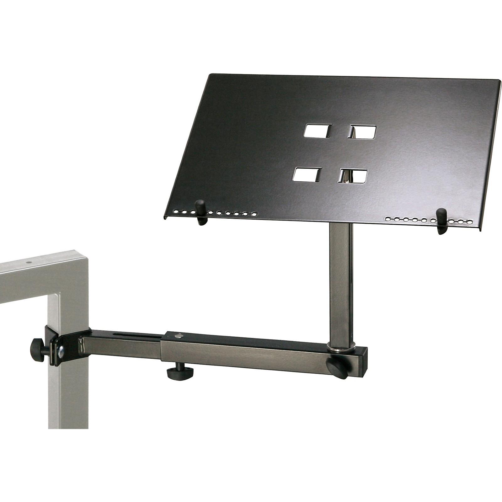 K&M Laptop Holder for Omega Keyboard Stand