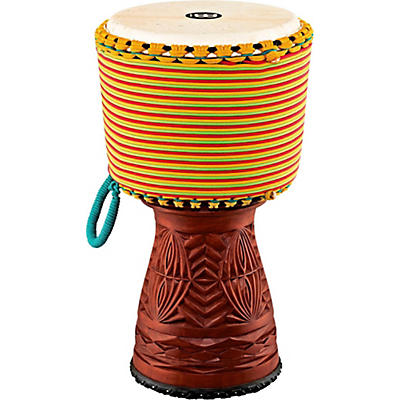 Meinl Large Artisan Edition Tongo Carved Mahogany Djembe