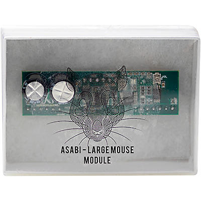 Jackson Audio Large Mouse Analog Plug-in Module for ASABI Overdrive/Distortion Pedal