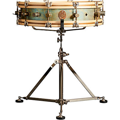 A&F Drum Co Large Snare Stand - Nickel