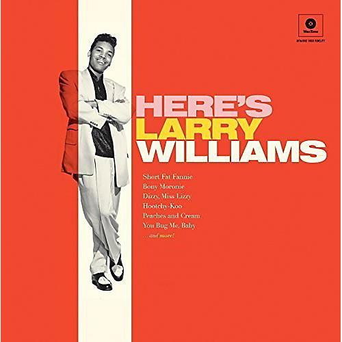 Alliance Larry Williams - Here's Larry Williams + 2 Bonus Tracks
