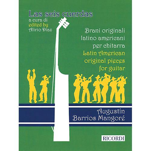 Hal Leonard Latin-American Original Pieces for Guitar Guitar Series Softcover