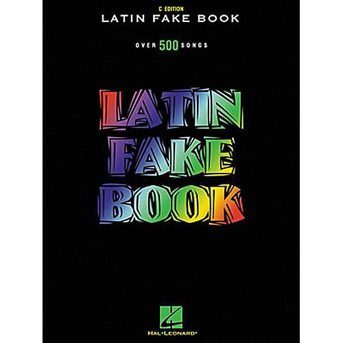 Hal Leonard Latin Fake Book