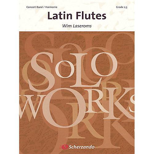 De Haske Music Latin Flutes Concert Band