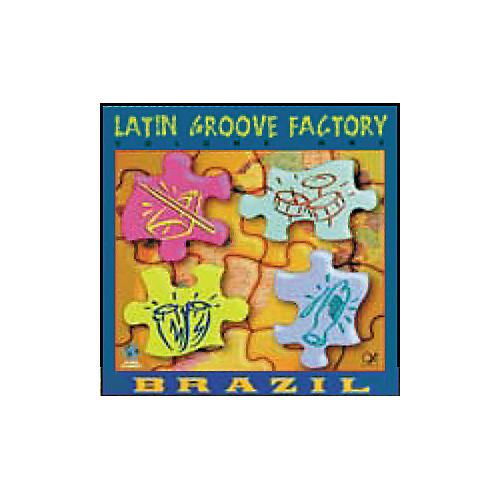 Q Up Arts Latin Groove Factory V2 Brazil Acid Disc C