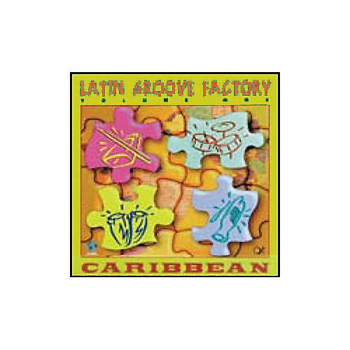 Q Up Arts Latin Groove Factory Vol. 3 Caribbean CD Audio