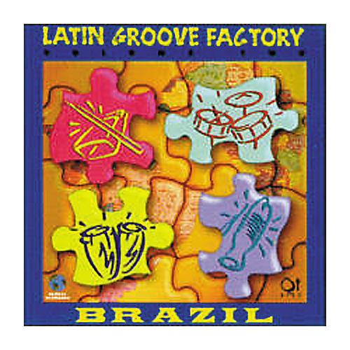 Q Up Arts Latin Groove Factory Volume 2 - REX/Apple Acid Loops CD-ROM