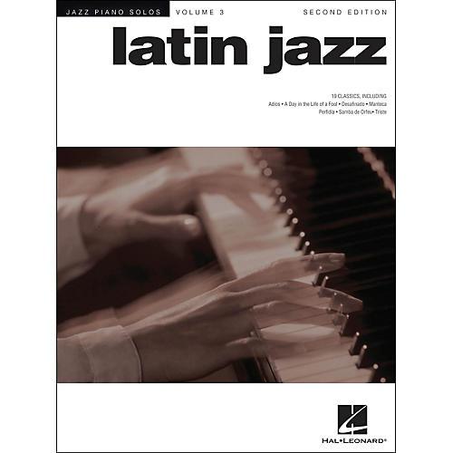 Hal Leonard Latin Jazz Piano Solo