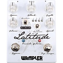 Open BoxWampler Latitude Deluxe Tremolo Pedal