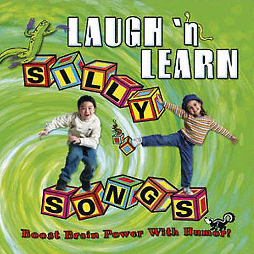 Kimbo Laugh 'n Learn Literacy Songs