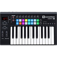 Open BoxNovation Launchkey 25 MIDI Controller