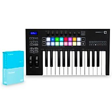 Novation Launchkey 25 [MK3] with Ableton Live 10 Standard