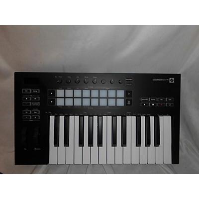 Novation Launchkey 25 Mk3 MIDI Controller