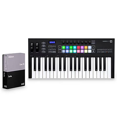 Novation Launchkey 37 [MK3] with Ableton Live 10 Suite