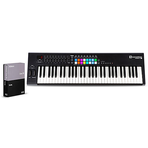Novation Launchkey 61 with Ableton Live 10 Suite
