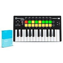 Novation Launchkey Mini MKII with Ableton Live 10 Standard