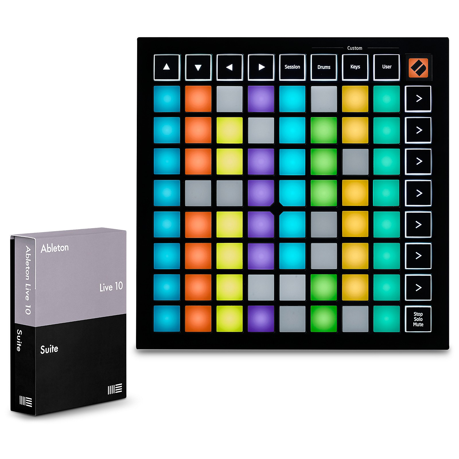 Novation Launchpad Mini [MK3] With Ableton Live 10 Suite
