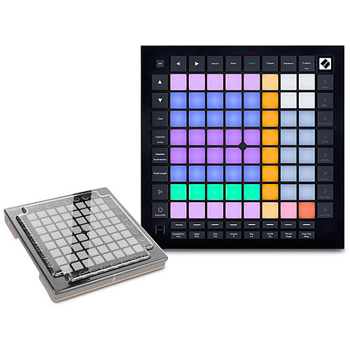 Novation Launchpad Pro Mk3 With Decksaver Cover Musician S Friend