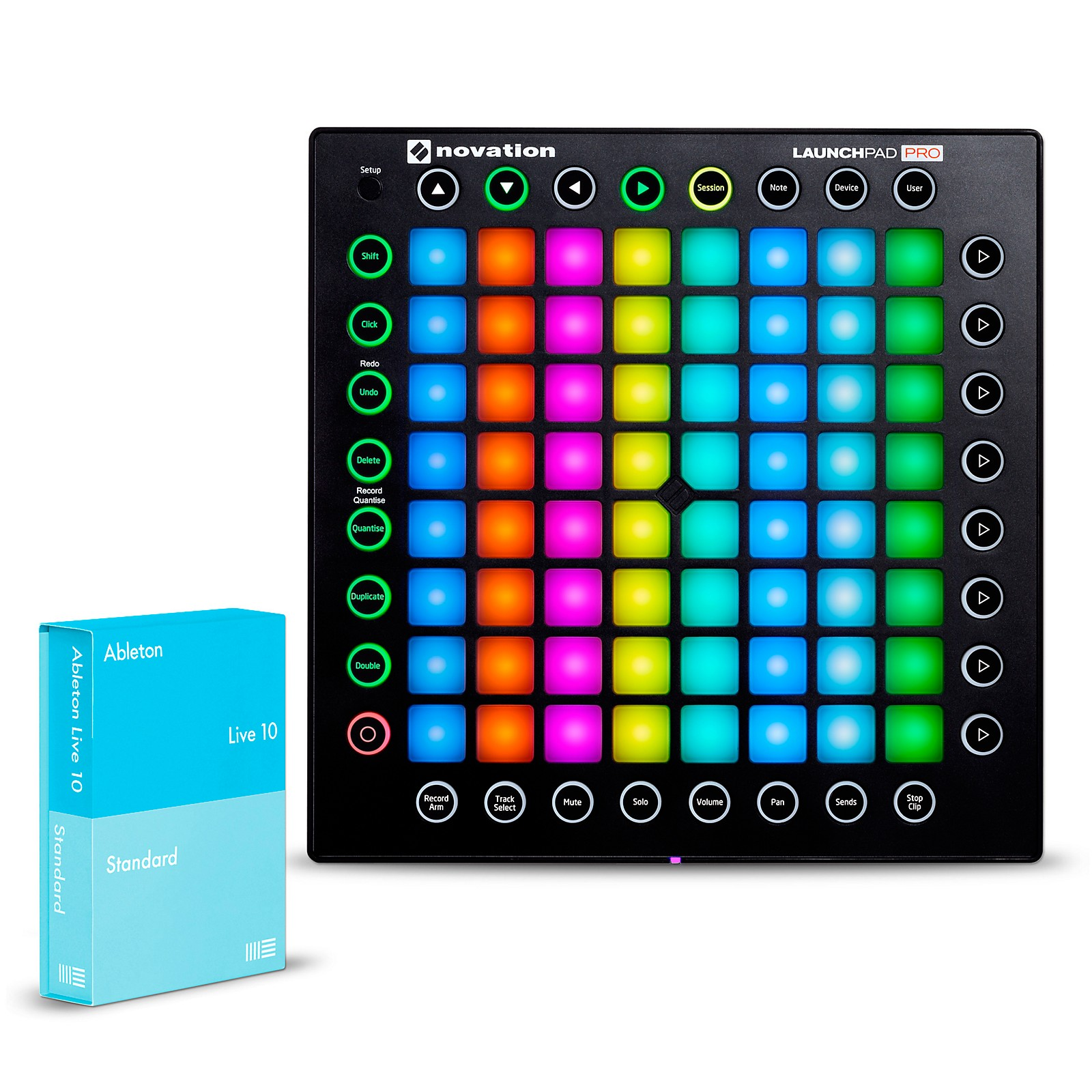 Novation Launchpad Pro with Ableton Live 10 Standard