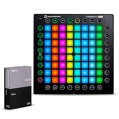 Launchpad Pro with Ableton Live 10 Suite