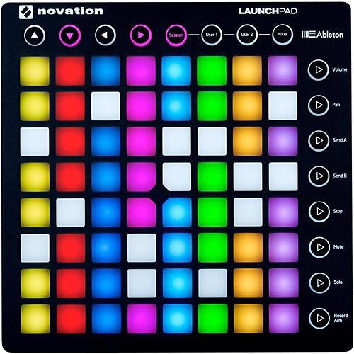 Novation Launchpad RGB