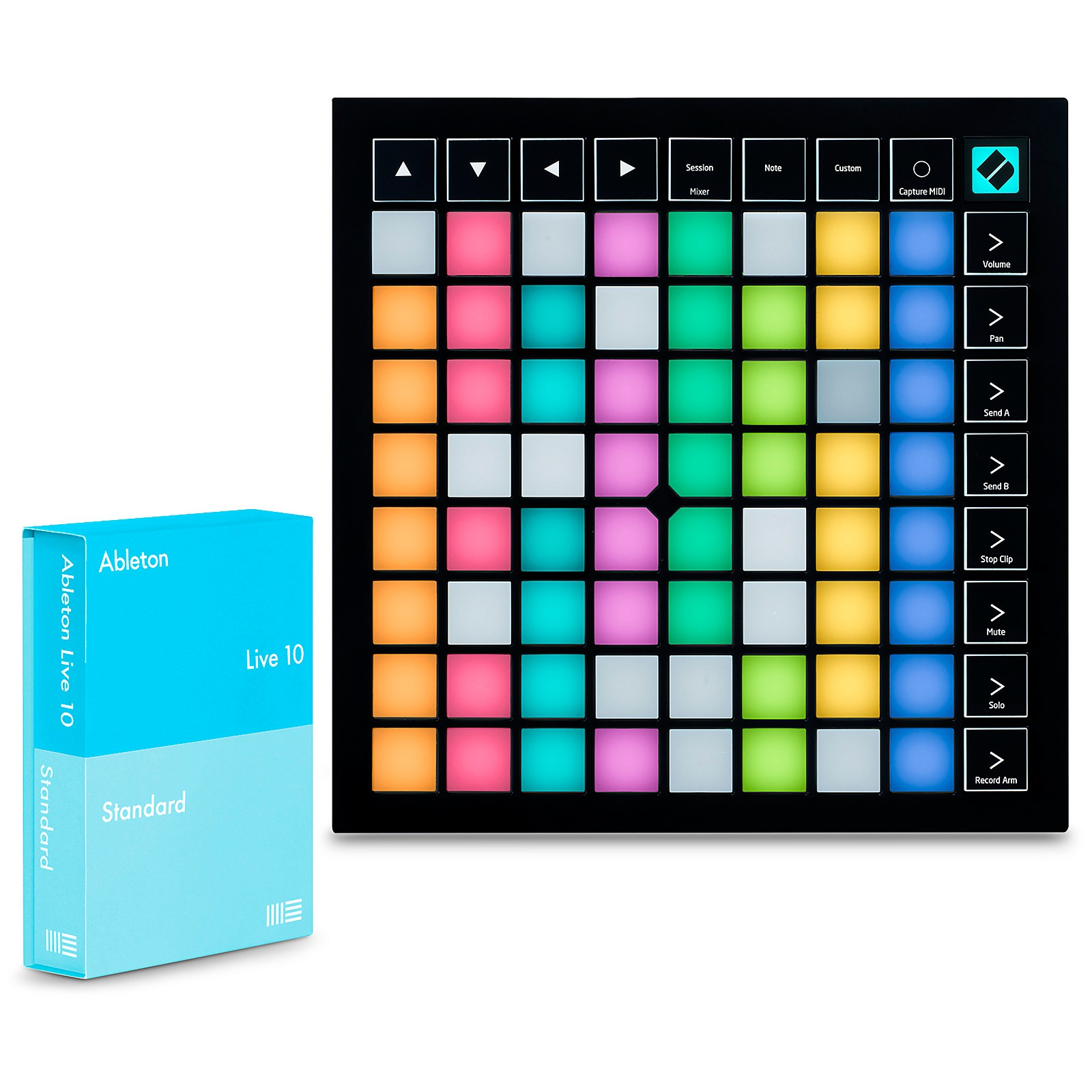 Novation Launchpad X With Ableton Live 10 Standard