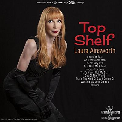 Laura Ainsworth - Top Shelf