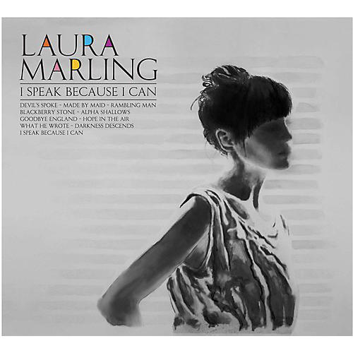 Alliance Laura Marling - I Speak Because I Can