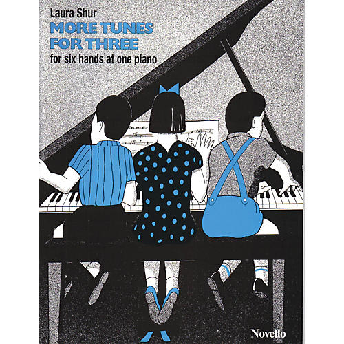 Music Sales Laura Shur: More Tunes For Three Music Sales America Series