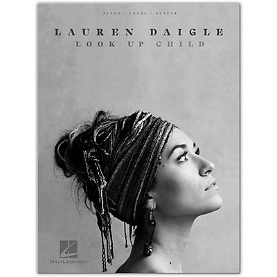 Hal Leonard Lauren Daigle - Look Up Child Piano/Vocal/Guitar Songbook