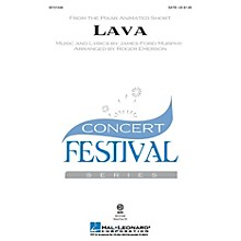 Lava ShowTrax CD Arranged by Roger Emerson