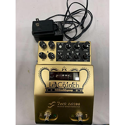 Two Notes Audio Engineering Le Crunch Guitar Preamp