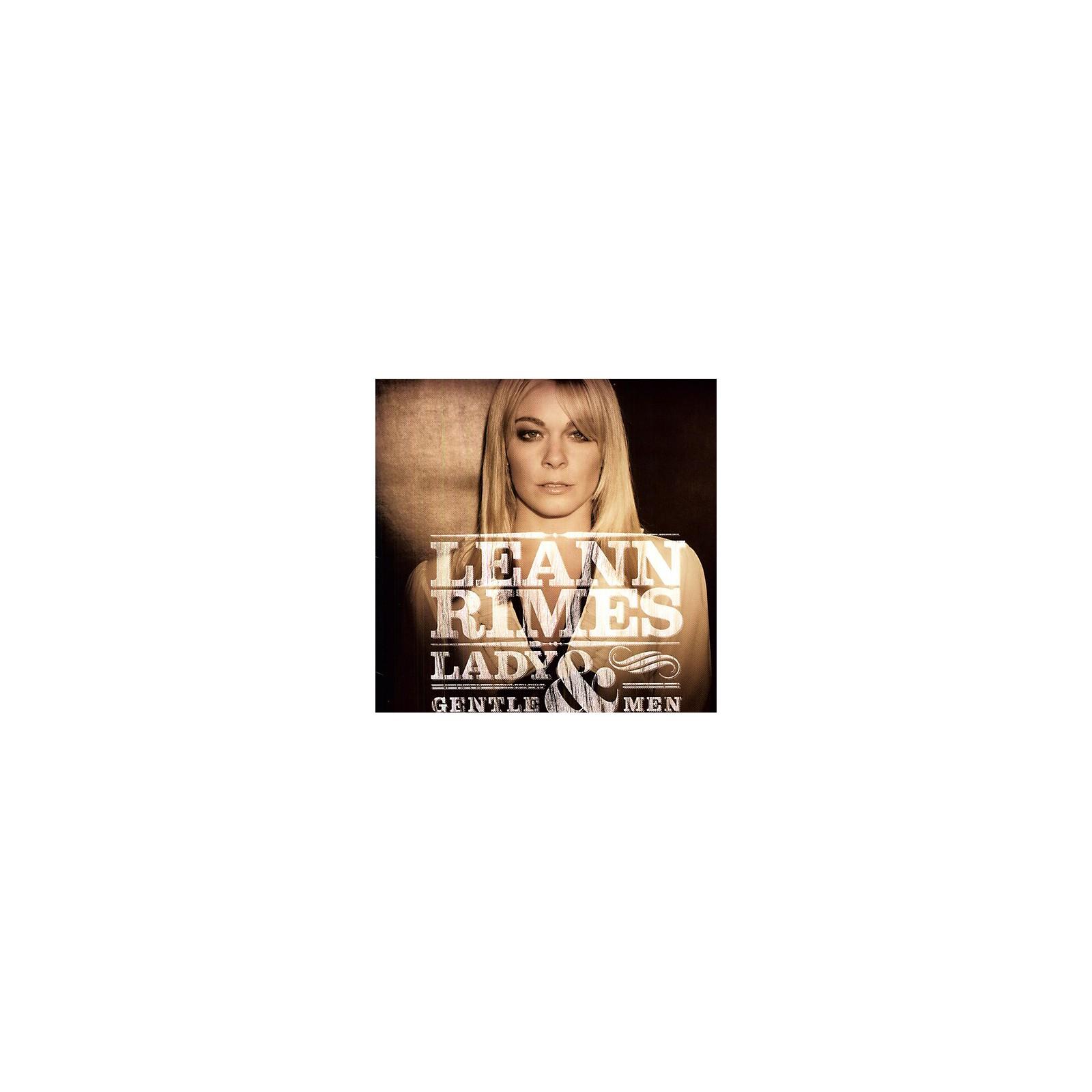 LeAnn Rimes - Lady and Gentlemen | Musician's Friend