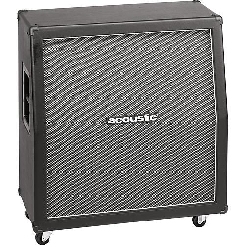 acoustic lead guitar series g412a 4x12 stereo guitar speaker cabinet musician 39 s friend. Black Bedroom Furniture Sets. Home Design Ideas