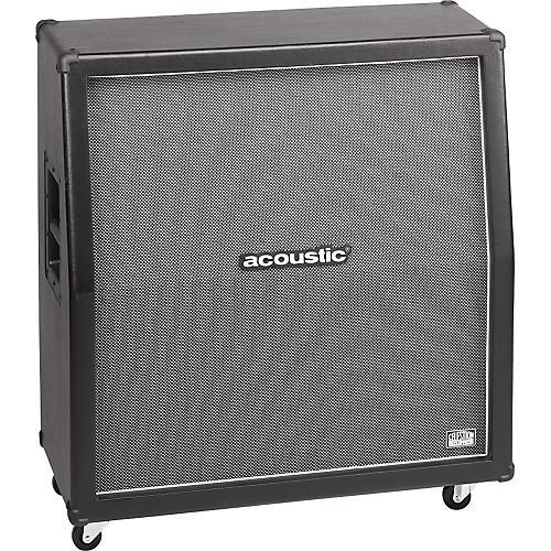 Acoustic Lead Guitar Series G412AC 4x12 Guitar Speaker Cabinet
