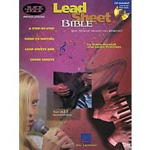 Hal Leonard Lead Sheet Bible Book/CD