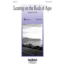 Hal Leonard Leaning on the Rock of Ages SATB arranged by Don Hart