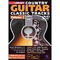 Hal Leonard Learn Country Guitar Classic Tracks Volume 2 (DVD) thumbnail