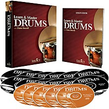 Hal Leonard Learn & Master Drums (Book/DVD/CD)