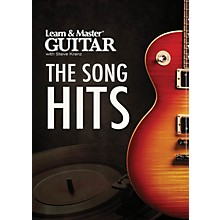 Hal Leonard Learn & Master Guitar: The Song Hits (Book/10-DVD)