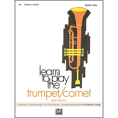 Alfred Learn to Play Trumpet/Cornet Baritone T.C.! Book 1