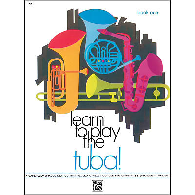 Alfred Learn to Play Tuba! Book 1