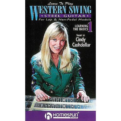 Homespun Learn to Play Western Swing Steel Guitar 1 (VHS)