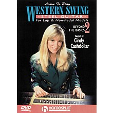 Homespun Learn to Play Western Swing Steel Guitar Lesson 2 Beyond the Basics (DVD)