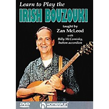 Homespun Learn to Play the Irish Bouzouki (DVD)
