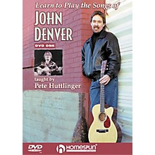 Homespun Learn to Play the Songs of John Denver - Level 2 (DVD)