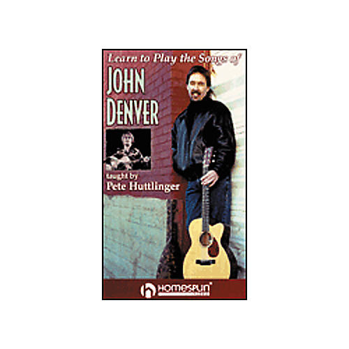 Hal Leonard Learn to Play the Songs of John Denver
