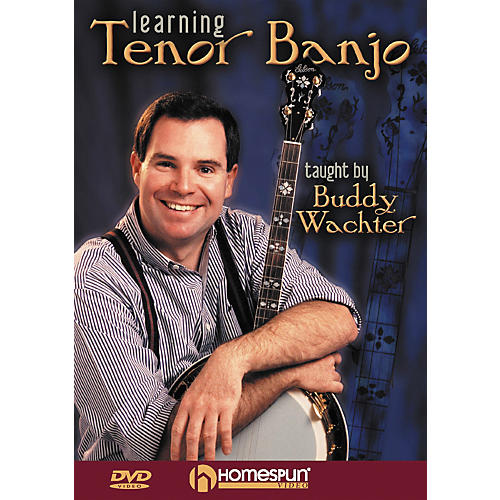 Homespun Learning Tenor Banjo (DVD)