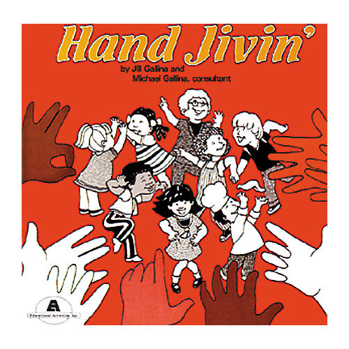 Educational Activities Learning Through Music - Hand Jivin' (CD)
