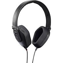 Leather & Aluminum Headphones Carbon Notte